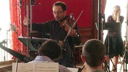 """Handel: """"Dal crudel che m'ha tradita"""" from Tamerlano   Ruxandra Donose, Il Pomo d'Oro"""