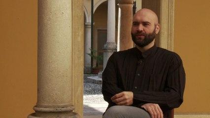 Xavier Sabata   interview about Handel: Tamerlano