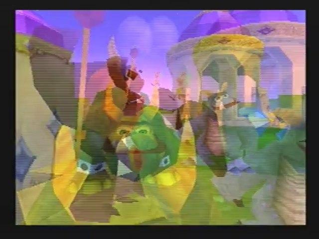 Spyro 2: Cutscenes - I've Got a Dragon