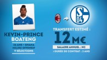 Officiel : Kevin-Prince Boateng signe à Schalke 04 !