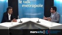 Le talk métropole Marsactu : Jacques Fradin, président de l'association d'architectes et urbanistes Devenir.