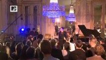 Marie-Amélie Seigner 2ème chanson - Lancement de la carte musique