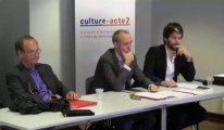 Mission culture-acte2 | audition de l'ADAMI - Administration des Droits des Artistes et Musiciens In