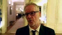 Interview de Thierry Frémaux, délégué général du Festival de Cannes - Edition 2013 du Festival
