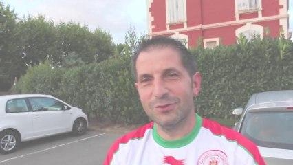 ITW d'avant-match Stade Français - Biarritz Olympique