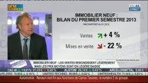 Olivier Marin actualités immobilier 29 août 2013