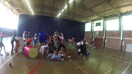 Harlem shake Sports Vacances