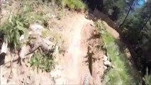descente des SAPINS aux 2 ALPES 2013