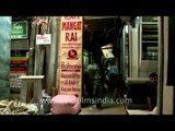 Chandni chowk market area