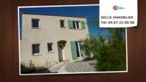 A vendre - maison - FABREGUES (34690) - 4 pièces - 94m²