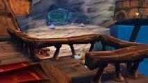 Rayman Revolution - Le Sanctuaire d'Eau et de Glace