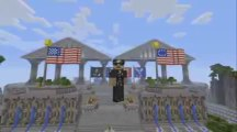 Minecraft Xbox 360  New Hunger Games! American Hunger Games! W  Download! updated August 31, 2013