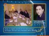 Sahar Report 31.08.2013 Thierry Meyssan: Israel derrière l'action contre la Syrie