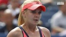 Tennis: Us open, vince Serena Williams