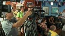 Une Américaine tente de relier Cuba-la Floride à la nage