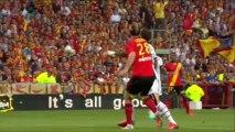 RC Lens (RCL) - ESTAC Troyes (ESTAC) Le résumé du match (5ème journée) - 2013/2014