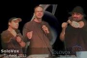 SoloVox poésie musique slam - 25 - Hugo Dufort - DUEL Poétique