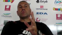 Rugby Pro D2 - Vincent Girard réagit après CSBJ - USB