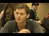 2013.08.29 Joseph Morgan @ San Diego Comic Con interview-Buddy TV