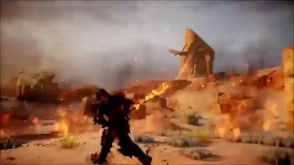 Gameplay Video de Dragon Age : Inquisition