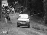 ES5 Rallye des 12 travaux d'hercule 2013 caméra embarquée Arnaud Migaud / Maeva Perrinaud Gt turbo F2000/14