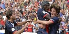 Paris Saint-Germain (PSG) - EA Guingamp (EAG) Le résumé du match (4ème journée) - 2013/2014