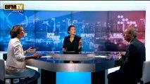 BFM Politique: Marisol Touraine face à Éric Woerth - 01/09