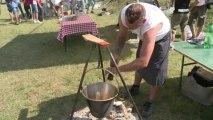 Un festival de cuisine de testicules en Serbie
