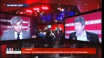 """Jean-Luc Mélenchon au """"Grand Jury"""" sur LCI 2ème partie 01/09/20123"""