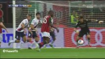 AC Milan 3-1 Cagliari - All Goals - Commentary by Mauro Suma 1-9-2013