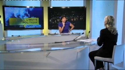 Virginie Ruffenbach, membre du RUMP, invitée du journal télévisé du 01 septembre