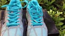 Belle nouvelle Nike Air Max 2013 Femme Chaussures Bleu / Noir / Blanc Review de www.lunettesshopfr.cn