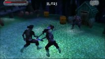 Pirates of the Caribbean: Dead Man's Chest (PSP) - Walkthrough Part 4