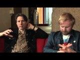 Franz Ferdinand interview - Alex and Robert (part 2)