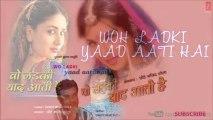 Mera Sapna Mera Sajan Hai Full Song - Wo Ladki Yaad Aati Hai - Chhote Majid Shola Songs