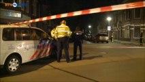 Gewonde door brand woning Groningen - RTV Noord