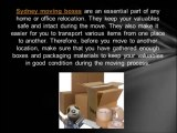 Sydney removals : Identify items to pack in Sydney moving boxes