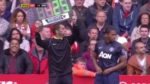 [EPL W3] Liverpool vs. Manchester United  1 - 0 20130901