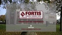 Marbrerie et Cheminées Fortis vente de poêles, inserts et cheminées à Briouze (61)