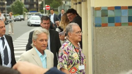 MA VIE AVEC LIBERACE MICHAEL DOUGLAS STEVEN SODERBERGH FESTIVAL AMERICAIN DEAUVILLE