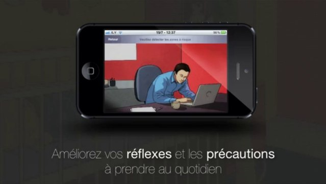 Wafa assurance : Application mobile My Wafa en français