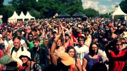 TERAKAFT - LIVE @ Festival Bout du Monde 2013