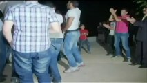 Des volontaires syriens jouent les boucliers humains à Damas