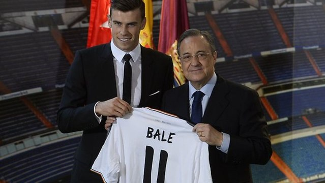 """Gareth Bale : """"Le boss, c'est Cristiano Ronaldo"""""""