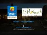 Hôtel et restaurant à Feytiat - Limoges Sud. Comfort Hotel et Le Provençal.