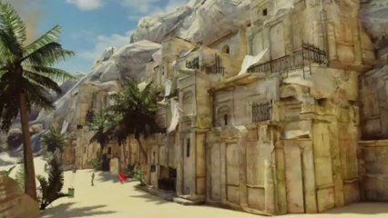 The Dead Dunes de Lightning Returns: Final Fantasy XIII