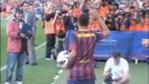 """Bale: """"Es wird eine Ehre mit Ronaldo zu spielen"""""""
