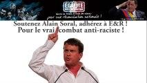 Alain Soral, raciste et antisémite ?