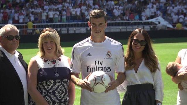 Mais qui est la charmante WAG de Gareth Bale ?