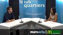 Le talk quartiers Marsactu : Nicolas Payet, coordinateur du Festival Paroles de Galère